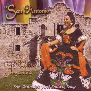 """San Antonio"" Rosita Fernandez: San Antonio's First Lady Of Song"