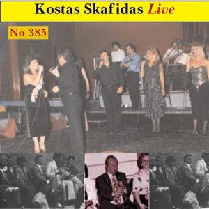 Kostas Skafidas Live