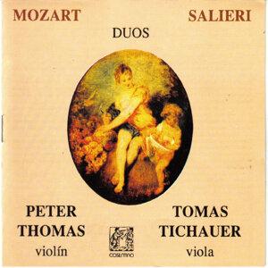 Mozart - Salieri, Duos