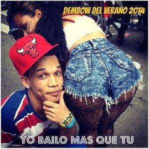 Yo Bailo Mas Que Tu (Dembow)