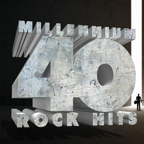 Millennium 40 Rock Hits