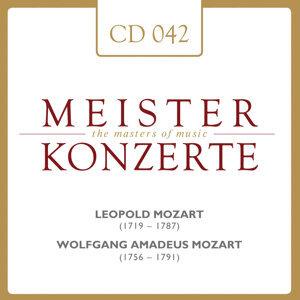 Leopold Mozart - Wolfgang Amadeus Mozart