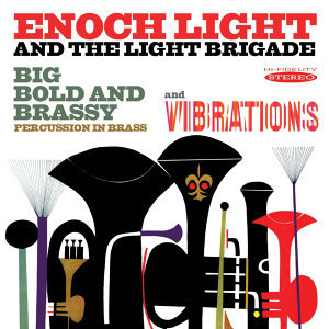 Big Bold and Brassy Brassy Percussion in Brass / Vibrations