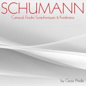 Schumann: Carnaval, Études symphoniques & Kreisleriana