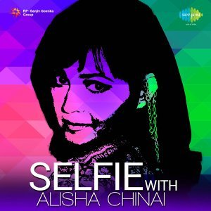 Selfie with Alisha Chinai