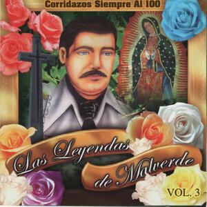 Las Leyendas del Malverde, Vol. 3