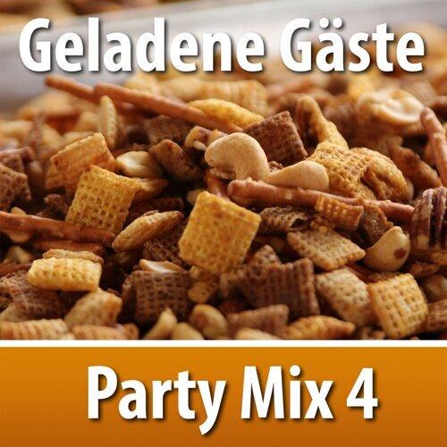 Geladene Gäste - Party Mix 4