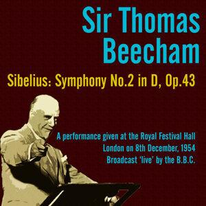 Sir Thomas Beecham - Sibelius: Symphony No. 2 in D, Op. 43