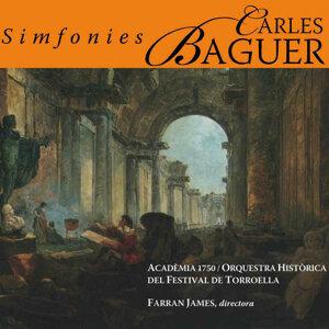 Carles Baguer: Simfonies