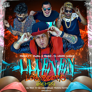 Llueven los Bootys (Remix) [feat. Jowell y Randy & El Mayor Clasico] - Single