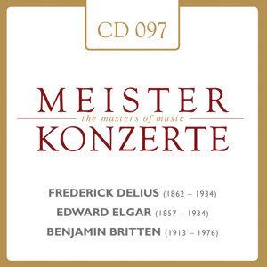 Delius - Elgar - Britten