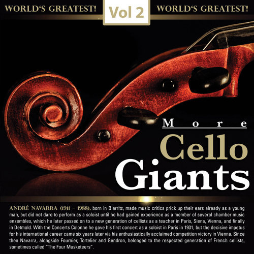 More Cello Giants, Vol. 2