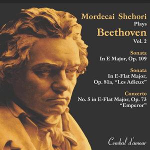 Mordecai Shehori  Plays Beethoven, Vol. 2