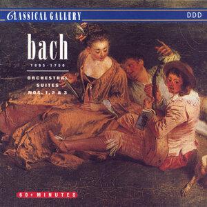 Bach: Orchestra Suites Nos. 1, 2 & 3