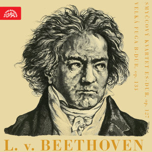 Beethoven: String Quartet No. 12 in E-Flat Major, Fugue in B-Flat Major
