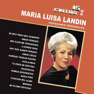 15 Éxitos de María Luisa Landín - Versiones Originales
