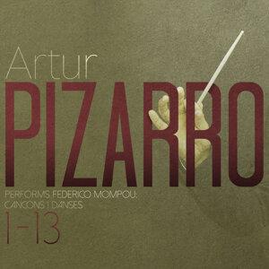 Artur Pizarro Performs Federico Mompou: Cancons I Danses 1 - 13