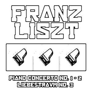 Franz Liszt: Piano Concerto No. 1 - 2 & Liebestraum No. 3