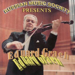 violin concertos by Shostakovich and Bartok, Eduard Grach