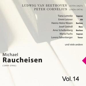 Michael Raucheisen Vol. 14