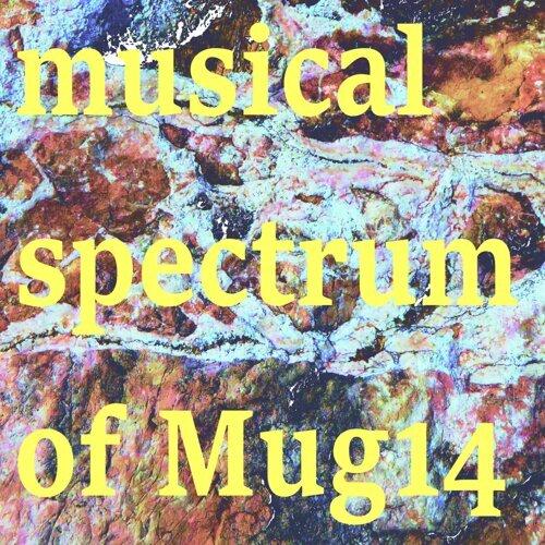 Musical Spectrum of Mug14