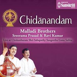 Chidanandam - Live at Chidambaram Shri Sabapathy Sangeetha Gana Sabha