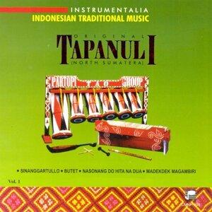 Instrumental Original Tapanuli, Vol. 1