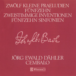 Bach: Preludes & Inventions