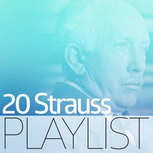 20 Strauss Playlist