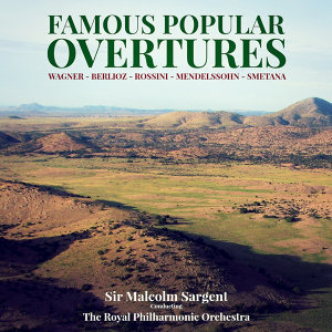Famous Popular Overtures