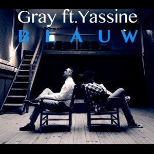 Blauw (feat. Yassine)