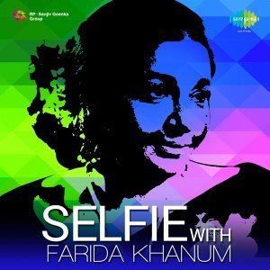 Selfie with Farida Khanum