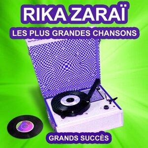Rika Zaraï chante ses grands succès - Les plus grandes chansons de l'époque