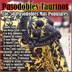 Pasodobles Taurinos - Los 50 Pasodobles Más Populares