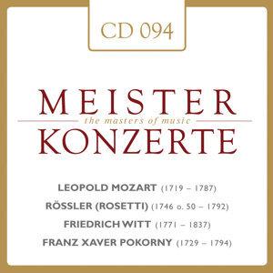 Mozart - Rössler - Witt - Pokorny