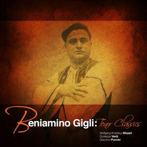 Beniamino Gigli: Tenor Classics