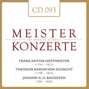 Hoffmeister - Von Schacht - Backofen