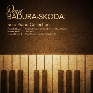 Paul Badura-Skoda: Solo Piano Collection