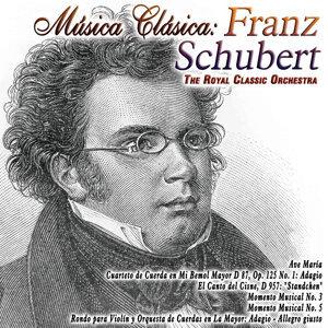 Música Clásica: Franz Schubert