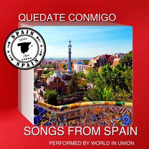 Quédate Conmigo: Songs from Spain