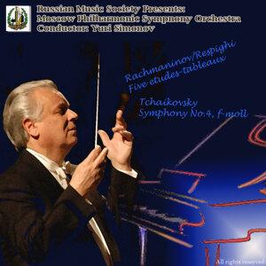 Sergei Rachmaninoff -Etudes - Tableux; Tchaikovsky - Symphony No. 4
