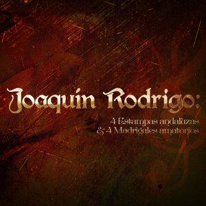Joaquín Rodrigo: 4 Estampas Andaluzas & 4 Madrigales Amatorios