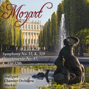 Mozart: Symphony No. 33 (K. 319), Divertimento No. 17