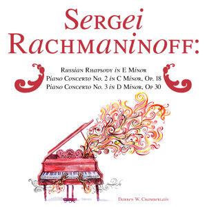 Sergei Rachmaninoff: Russian Rhapsody & Piano Concertos