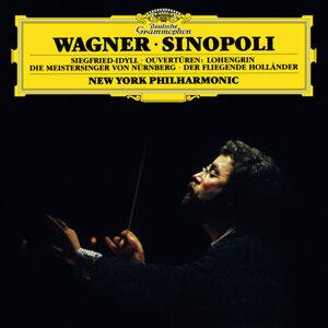 Wagner: Siegfried Idyll; Ouvertüren: Lohengrin, Die Meistersinger von Nürnberg, Der fliegende Holländer