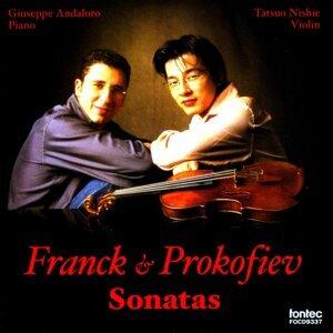 フランク & プロコフィエフ: ヴァイオリン・ソナタ