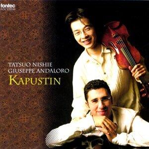 カプースチン: ヴァイオリン・ソナタ