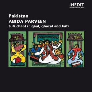 Pakistan : abida parveen, chants soufis - Qâul, ghazal & kâfî