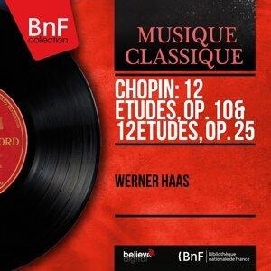 Chopin: 12 Études, Op. 10 & 12 Études, Op. 25 - Mono Version