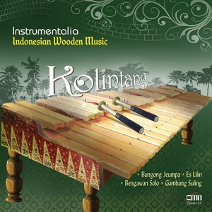 Indonesian Wooden Music Kolintang